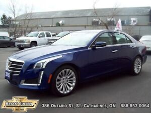 2015 Cadillac CTS LUXURY RWD  - Low Mileage