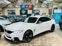 2016 BMW 4 Series 3.0 435d M Sport Auto xDrive 2dr Coupe Diesel Automatic