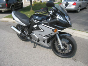 06 Suzuki GS500F ~ Black & Silver  Excellent Condition  Upgrades