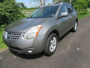 2010 NISSAN  ROGUE  AWD  LOADED  ONLY 139 KM