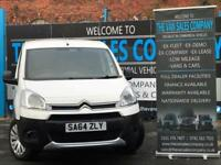 2014 64 CITROEN BERLINGO 1.6 625 XTR PLUS L1 HDI 5D 89 BHP PANEL VAN DIESEL