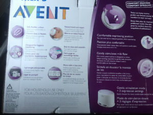 Brand NEW double breast pumps, Philips Avent