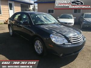 2008 Chrysler Sebring TOURING/LOADED/LOW KMS ONLY $6970  CLEAN V