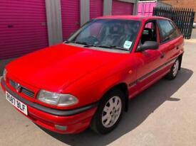Vauxhall/Opel Astra 1.6i Arctic II Ltd Edn
