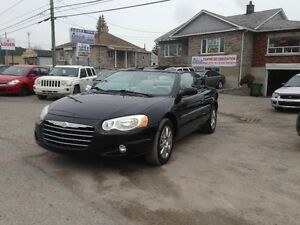 Chrysler Sebring Convertible 2004