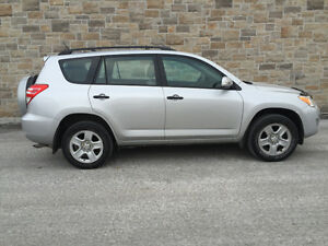 2010 Toyota RAV4 SUV, AWD, 2.5Eng, Low KMs, Very Clean!!!