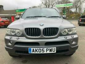 image for 2005 plate -BMW X5 3.0d auto 2005MY Sport- 9 months mot -