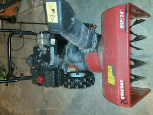 Extreme Auger Snowblower