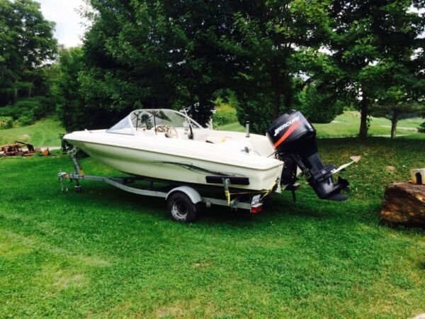 Used 2000 Bayliner capri