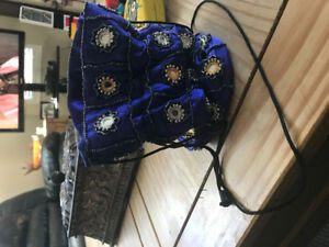 Brand new beaded purse for wedding