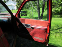 1988-98 Chevy truck doors
