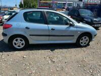 2003 Peugeot 206 1.6 GLX 16V Hatchback Petrol Manual