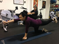 PREGNANT? Stay fit and healthy with a pre/post natal specialist!