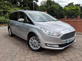 16 Reg Ford Galaxy 2.0 TDCi Zetec MkIV * Warranty 05/19 * 7 Seats *