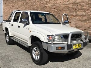 Toyota Hilux SR5 4x4 Gladesville Ryde Area Preview