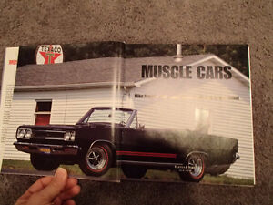 MUSCLE CARS High-Powered and All-American by Mueller, Lyons, Sco Sarnia Sarnia Area image 3