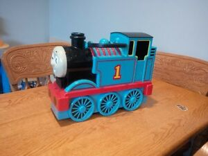 Thomas the train storage train