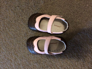 pedipeds girls shoes 18-24months