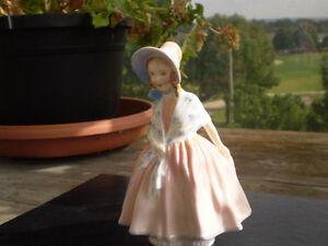 "Royal Doulton Figurine - "" Lily "" -  HN1798 Kitchener / Waterloo Kitchener Area image 2"
