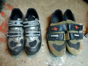 Mountain bike shoes - clipless