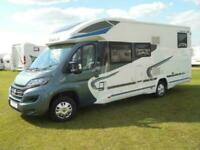 Chausson Welcome 717 Rear Fixed Single Beds Motorhome For Sale