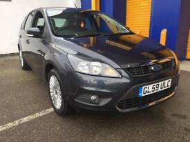 2010 Ford Focus 1.6 auto Titanium Only 8,000 Miles 5 Door