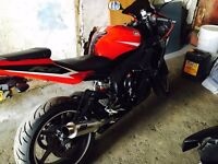 Yamaha R6 5SL 2003 perfect condition 1 owner from new