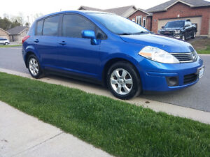 2008 Nissan Versa 1.8 SL Hatchback - ***NEW CVT TRANSMISSION***