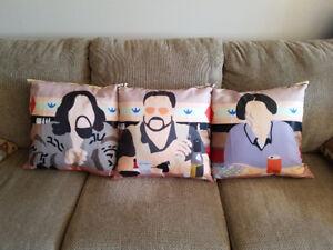 Big Lebowski Pillows