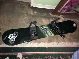 Snowboard and boot combo Campbell River Comox Valley Area image 1
