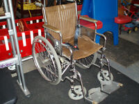 EVEREST JENNINGS WHEELCHAIR