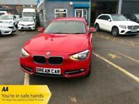 2014 BMW 1 Series 116d SPORT Auto HATCHBACK Diesel Automatic