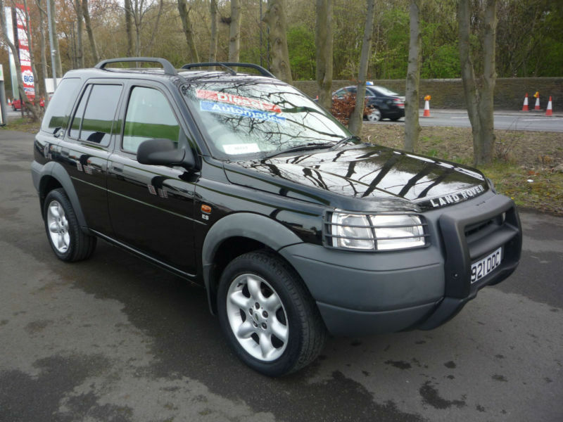 2001 land rover freelander 2 0 auto td4 es in newcastle tyne and wear gumtree. Black Bedroom Furniture Sets. Home Design Ideas