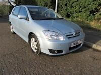 2006 TOYOTA COROLLA 2.0 D-4D COLOUR COLLECTION MANUAL DIESEL 5 DR HATCHBACK