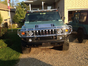 Limited edition 2007 HUMMER H2 SUV, Crossover