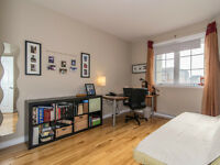 Furnished Condo with Garage in Bois-Franc, St-Laurent AC