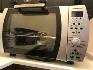 Toaster oven - mint cond - never used
