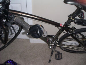 bike and accessories