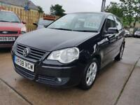 2008 Volkswagen Polo 1.4 TDI Match 5dr