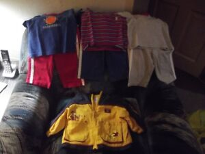 Infant Boys Clothes 6-12 months (7 pieces)