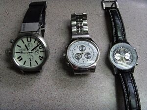 Make Me an offer! Collectable Watches.