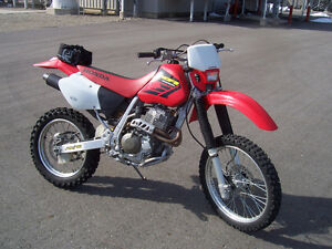2002 Honda XR 400R  Great Condition