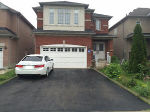 BEAUTIFUL BASEMENT AVAILABLE FOR RENT IN GORE/CASTLEMORE AREA!