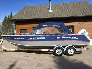 Princecraft SuperPro 226
