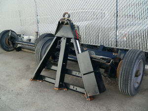 Heavy duty 10,000lb Trailer Axles, tires, leaf springs and hitch