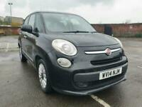 2014 Fiat 500L Pop Star Multijet 1.6 Diesel | 2 Keys | FSH | Super cheap.