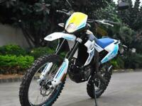 FB Mondial SMX 125cc Enduro Supermoto Dirt Bike Scrambler Style Motorcycle