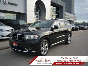 2014 Dodge Durango Limited AWD w/Dual DVD *VERY LOW KM*  - Low M