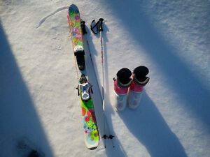 K2 Ski package with boots