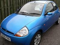 Ford Ka 1.3 1299cc 2005.5 Collection Very low miles / FSH / See description
